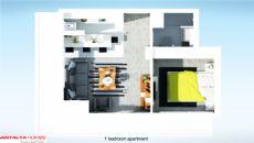 Kirkbirk Huset ute på landsbygden erbjuder komfort på hög nivå, Planritningar-2