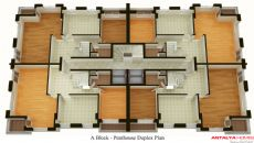 Atlantis City Homes, Property Plans-2