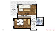 Golden Life Evleri 3, Kat Planları-2
