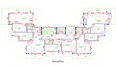 Golden Life Huizen 3, Vloer Plannen-4