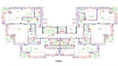 Golden Life Huizen 3, Vloer Plannen-6