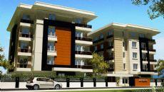 Appartements Modernes à Proximité du Centre-Ville d'Antalya, Antalya / Kaleici