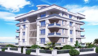 Hasan Bey Apartments, Konyaalti / Antalya