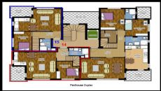 Hasan Bey Appartementen, Vloer Plannen-4