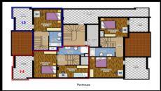 Hasan Bey Appartementen, Vloer Plannen-5