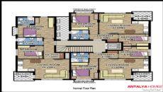 Aston Häuser 5, Immobilienplaene-1