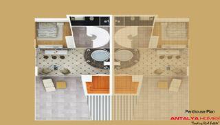 Greenside Villas, Vloer Plannen-3