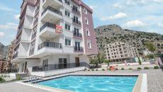 Modest Flats with Mountain View in Antalya, Konyaalti, Antalya / Konyaalti