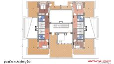 Al Bileydi Residence, Planritningar-2