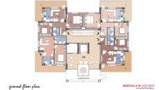 Резиденция Ал Билейди, Планировка -3