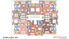 Ali Bileydi Residentie, Vloer Plannen-4
