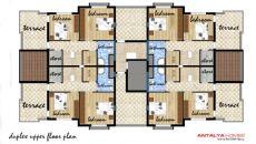 Jasmine Rezidans 7, Kat Planları-3