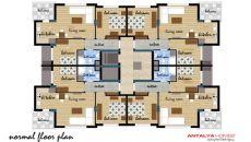 Jasmine Residence 8, Planritningar-2