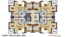 Jasmine Residence 8, Vloer Plannen-3