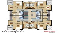 Jasmine Residence 8, Planritningar-3