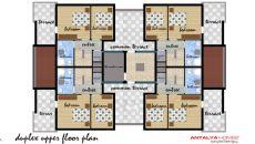 Jasmine Residence 8, Vloer Plannen-4