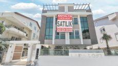 Appartement Moderne à Lara Dans un Quartier Calme, Antalya / Lara - video