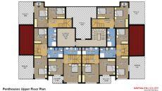 منازل آستون 6, مخططات العقار-3