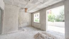 Апартаменты Ахалты, Фотографии строительства-4