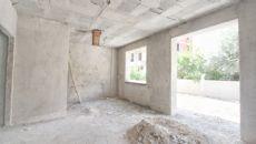 Ahatli Wohnungen, Foto's Bau-4