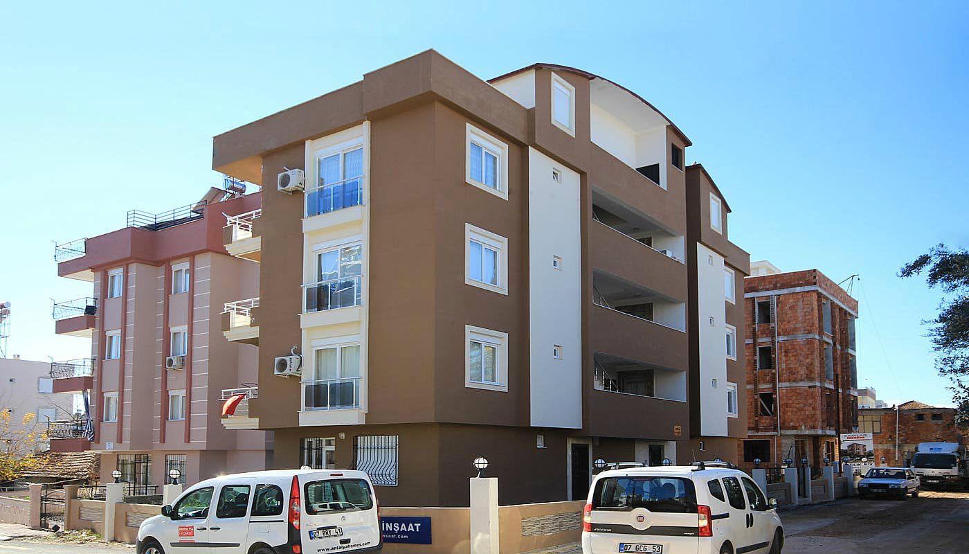 Appartement Yaldiz Appartement Neuf Aux Prix Abordables