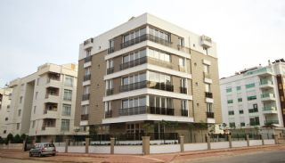 اردوغان آپارتمان, آنتالیا / کنییالتی