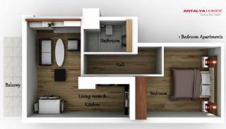 Venüs Park Wohnungen, Immobilienplaene-2