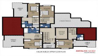 Via Life Residence, Kat Planları-2