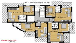 Via Life Residence, Kat Planları-3