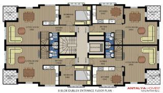 Via Life Residence, Kat Planları-5