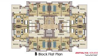 Aliyenur Residence, Planritningar-2