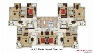 Royal Evleri, Kat Planları-2