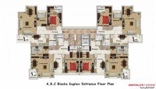 Royal Evleri, Kat Planları-3