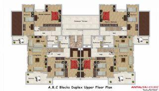Royal Evleri, Kat Planları-4