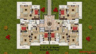 Royal Evleri, Kat Planları-5