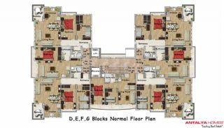 Royal Evleri, Kat Planları-6