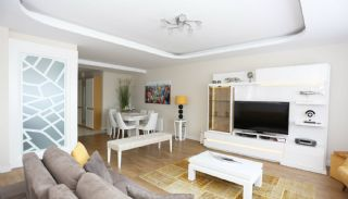 Modern Flats with Heating System in Konyaalti Antalya, Interior Photos-3