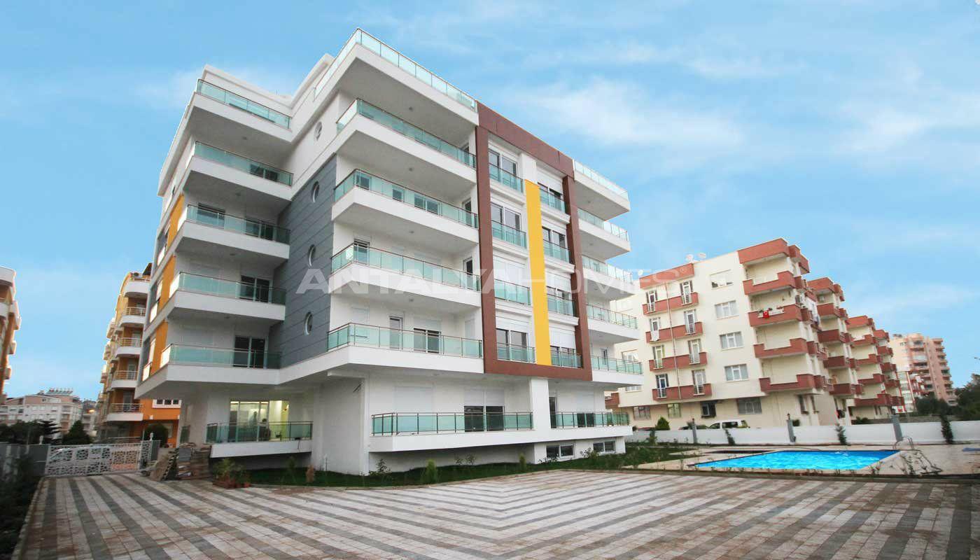 Appartement duplex de 4 pi ces konyaalti for Appartement duplex