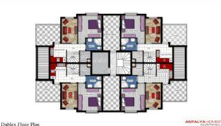Marina Homes, Planritningar-2