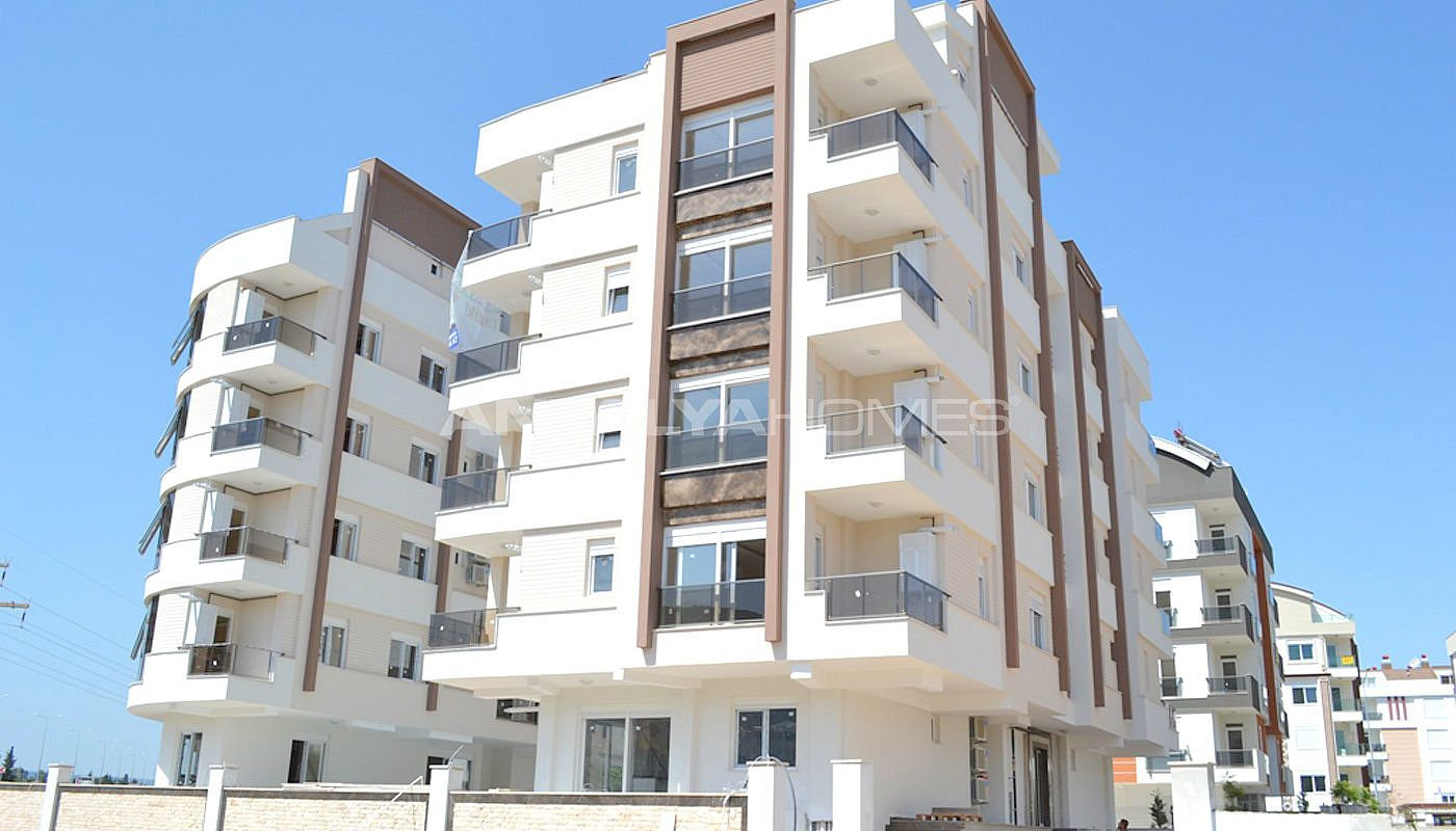 Sweet Corner Flats Luxury Apartments with Heating System #1163BA