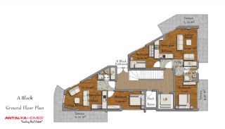 Key-Ready Modern Apartments in Konyaalti Antalya, Property Plans-1