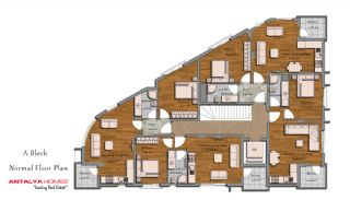 Key-Ready Modern Apartments in Konyaalti Antalya, Property Plans-2