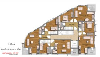 Key-Ready Modern Apartments in Konyaalti Antalya, Property Plans-3