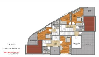 Key-Ready Modern Apartments in Konyaalti Antalya, Property Plans-4