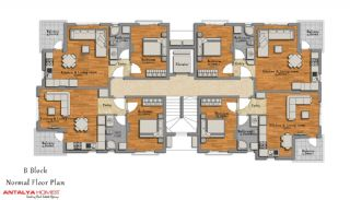 Key-Ready Modern Apartments in Konyaalti Antalya, Property Plans-6