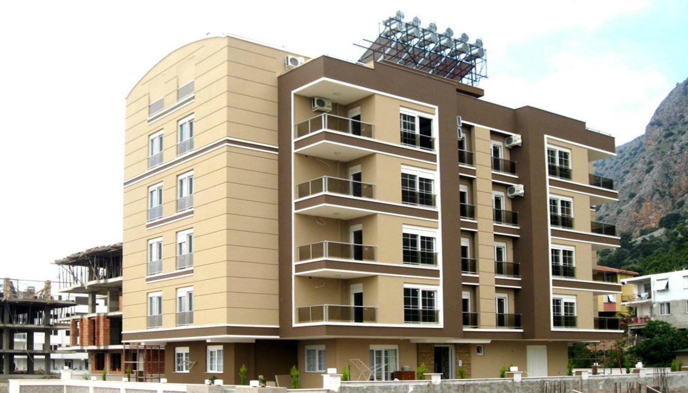 R sidence turquaise appartements de luxe avec vue sur la montagne - Residence de luxe montagne locati ...