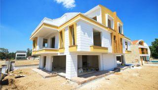 Sonmez Villa, Foto's Bau-2
