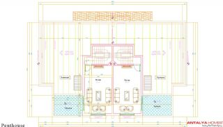 Sonmez Villa, Immobilienplaene-4