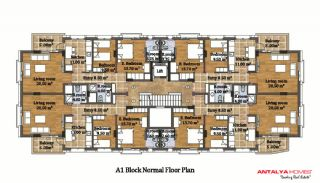 Sahra Homes, Property Plans-1
