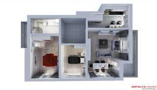 Kadigil Huset, Planritningar-1